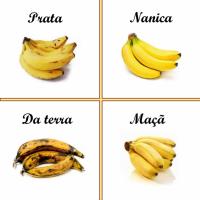 Banana: qual tipo escolher?