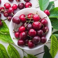 Alimentos funcionais: cereja